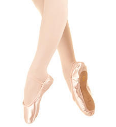 Bloch DEBUT I SATIN růžová vel-4