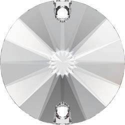 Swarovski RIVOLI 3200 - 16mm  Crystal