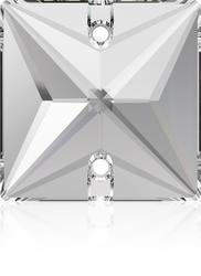 Swarovski SQUARE 3240 - 16mm  Crystal