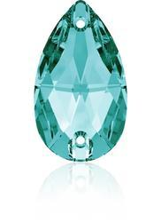 Swarovski DROP 3230 - 12x7mm  Blue Zircon