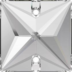 Swarovski SQUARE 3240 - 22mm  Crystal