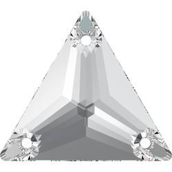 Swarovski TRIANGLE 3270 - 22mm  Crystal