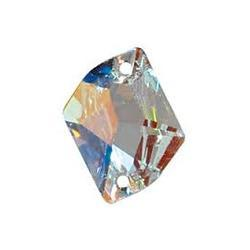 Swarovski COSMIC 3265 - 26x21mm  Crystal AB