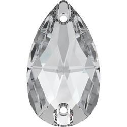 Swarovski DROP 3230 - 28x17mm  Crystal