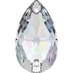 Swarovski DROP 3230 - 28x17mm  Crystal AB