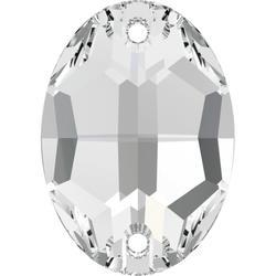 Swarovski OVAL 3210 - 24x17mm  Crystal
