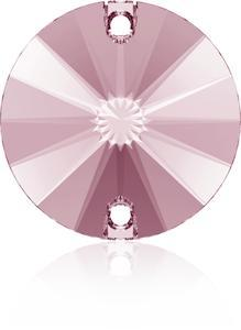 Swarovski RIVOLI 3200 - 12mm  Light Rose - 1