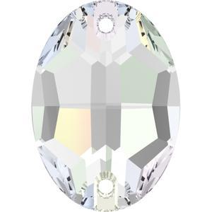 Swarovski OVAL 3210 - 24x17mm  Crystal AB - 1